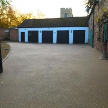 Resin Bound Surfacing (Domestic)