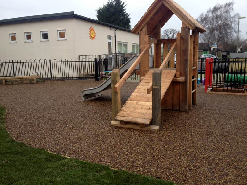 Safety Play Surfaces